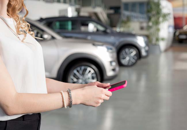 The Future of Automotive - Retail Body Image