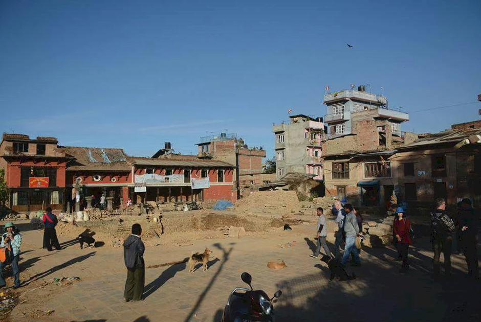 Helping Nepal recover from the earthquake